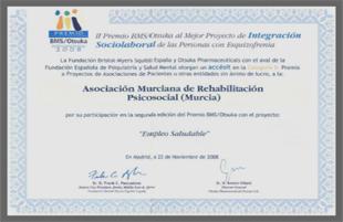 Premio BMS/Otsuka