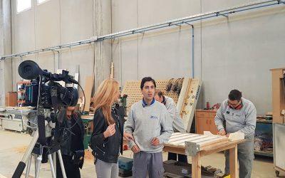 TVE realiza programa nacional sobre Economía Social .