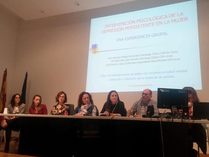 Jornada de Formación sobre Protocolo de Coordinación Sociosanitaria Área 7.