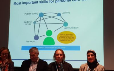 Conferencia Internacional: Staff Matters! Disability Workforce of Tomorrow